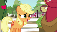 "Young Applejack ""that's right"" S6E23"