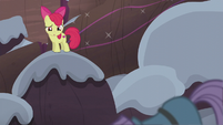 "Apple Bloom flat ""oh"" S5E20"