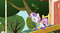 "Sweetie Belle ""seriously?!"" S6E4"