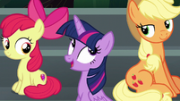 "Twilight Sparkle ""turned it around by now"" S6E7"