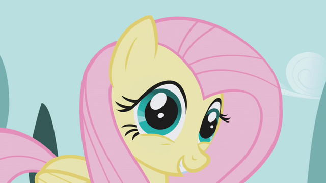 "File:Fluttershy ""I mean, yes"" S1E03.png"