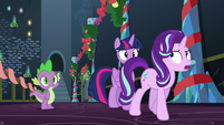 "Starlight ""not a day to remember some old story"" S6E8"