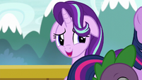 "Starlight Glimmer unsure ""great..."" S6E1"
