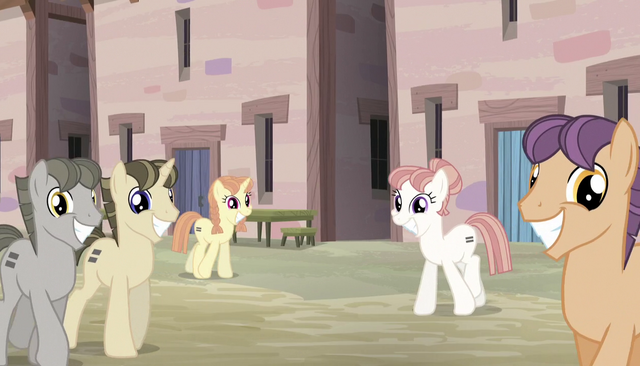 File:Equalized ponies walking S5E1.png