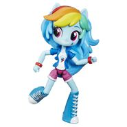 Equestria Girls Minis Rainbow Dash Everyday figure