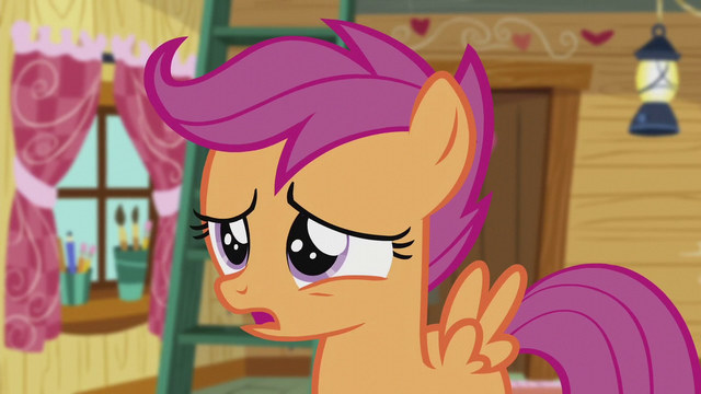 "File:Scootaloo ""we've tried everything!"" S5E18.png"