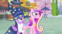 "Twilight ""What are you doing here?"" S4E11"