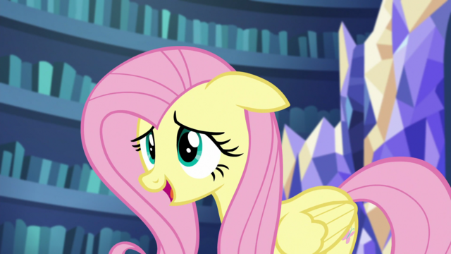 "File:Fluttershy ""I never would have found out"" S5E21.png"