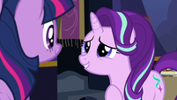 "Starlight Glimmer ""this is the least I can do"" S6E25"