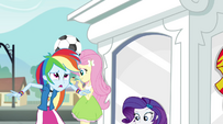 "Rainbow Dash ""They've gotten to everybody"" EG2"