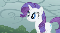 "Rarity ""Hey"" S1E8"