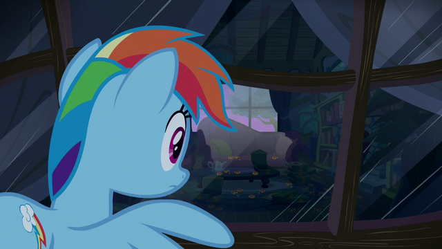 File:Rainbow peeks into another pony's window S6E15.png