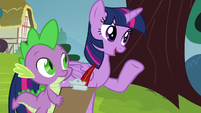"""Twilight """"advance friendships all over Equestria"""" S5E22"""