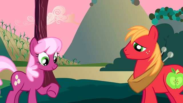 File:Cheerilee and Big Mac together S2E17.png