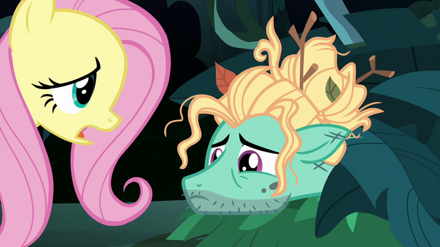 "File:Fluttershy ""quitting doesn't feel much better"" S6E11.png"