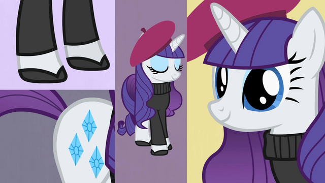 File:Rarity dressed French S2E9.png