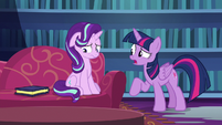 "Twilight Sparkle ""casting a spell on your friends"" S6E21"