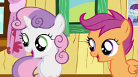 Sweetie Belle 'That would be adorable!' S3E11