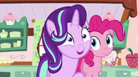 "Starlight Glimmer ""are you baking?"" S6E6"