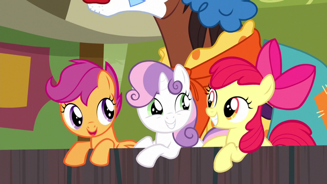 File:Cutie Mark Crusaders smiling S5E6.png