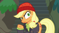 "Pirate Applejack ""or our very doom"" S6E22"