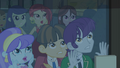 Canterlot High students frightened EG.png