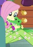 Fluttershy pajamas ID EG2.png