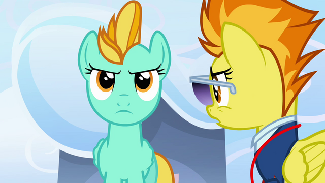 File:Spitfire talking to Lightning Dust S3E07.png