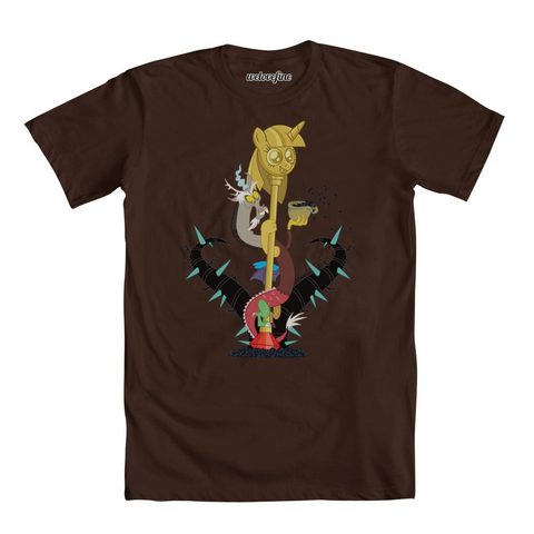 File:The Rod of Draconequus T-shirt WeLoveFine.png