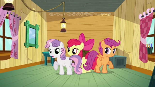 File:Sweetie Belle 'we're it's only members' S3E04.png