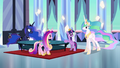 "Celestia ""just now gained enough strength"" S4E25.png"