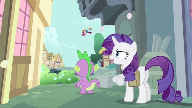 """File:Rarity """"cloud-busting with style!"""" S4E23.png"""