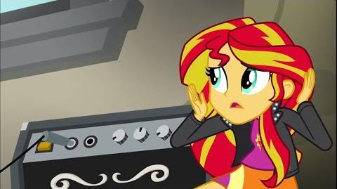 Spanish Equestria Girls Rainbow Rocks Bad Counter Spell HD