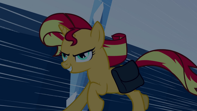 File:Sunset Shimmer galloping EG.png
