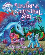 MLP Under the Sparkling Sea book cover