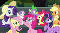 "Pinkie Pie ""honest-to-goodness Wonderbolt"" S6E7"