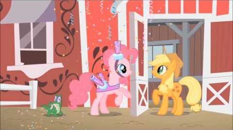 Pinkie Pie Telegram (Pt-Br) HD