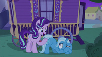 "Starlight Glimmer ""they took Luna and Celestia"" S6E25"