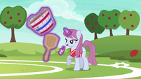 Tryout unicorn mare misses the ball completely S6E18