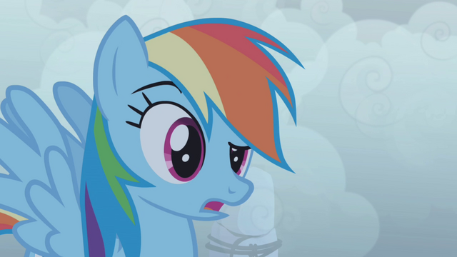 "File:Rainbow Dash ""who?"" S1E02.png"
