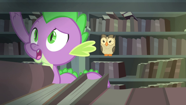 """File:Spike """"in time for the fair?"""" S4E23.png"""