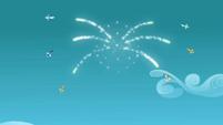 The Wonderbolts Fireworks S01E16
