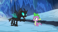 "Thorax ""I was raised by an evil queen"" S6E16"