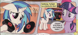 DJ Pon-3 looks at records UK Magazine 42