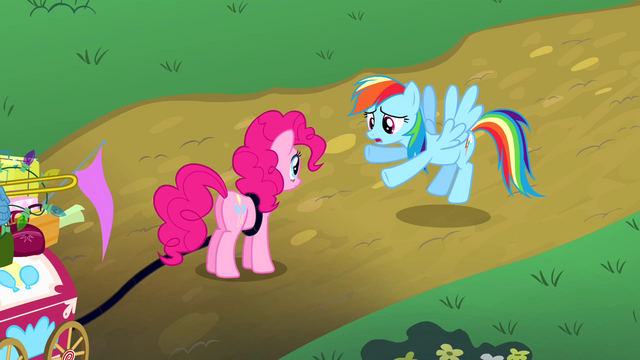 File:Rainbow Dash apologizing to Pinkie S4E12.png