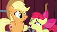 "Apple Bloom ""you're awesome!"" S5E17"