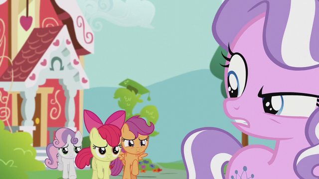 """File:Diamond """"what do you three want?"""" S5E18.png"""