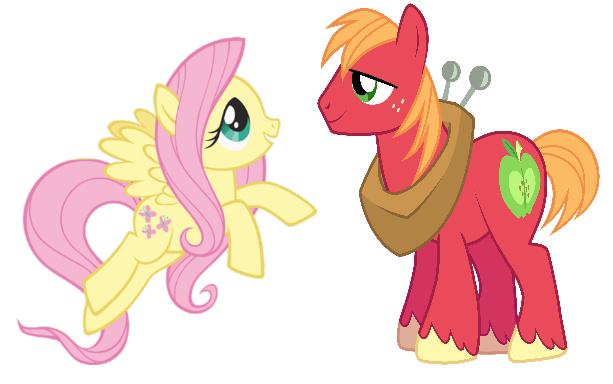 File:FANMADE Fluttershy x Big McIntosh.png