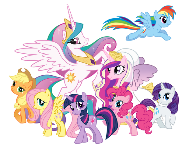 File:FANMADE My little pony vector by stell e-d5p3lxx.png