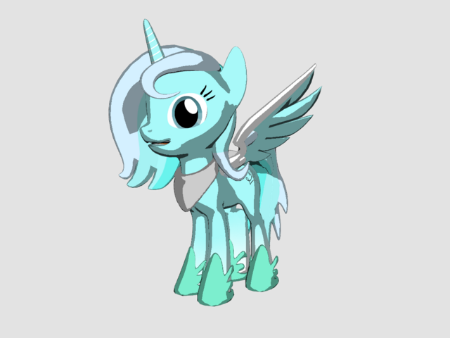 File:FANMADE Snowlight Flare (Wings Opened).png